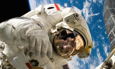 Astronautin kuva